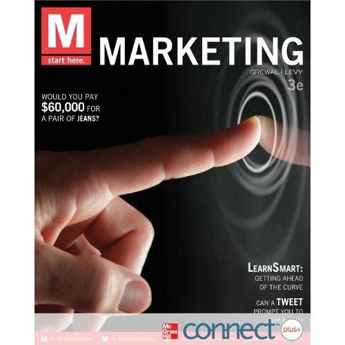 m marketing book